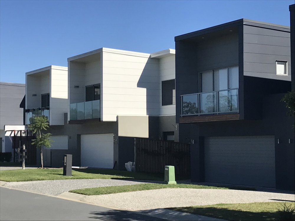 Master planning, apartments & townhouses
