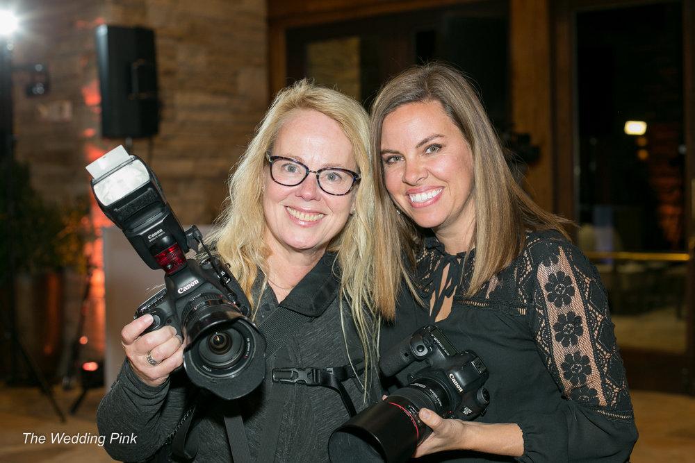 Thank you to our fabulous photographers, Katie Van Buren & Paige Eden. -