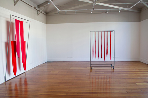 Qualia   760-620λ,  2014, Enjoy Public Gallery, Wellington, New Zealand