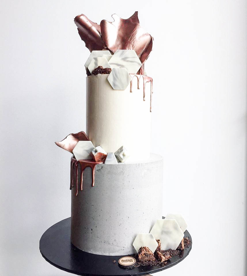 Concrete cake rose gold (1 of 1).jpg