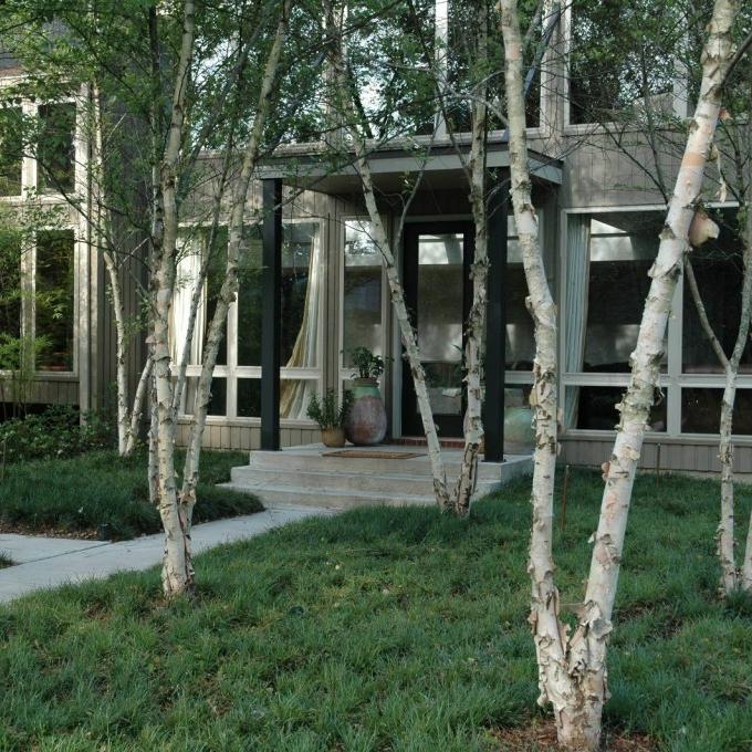 The Sandage Residence