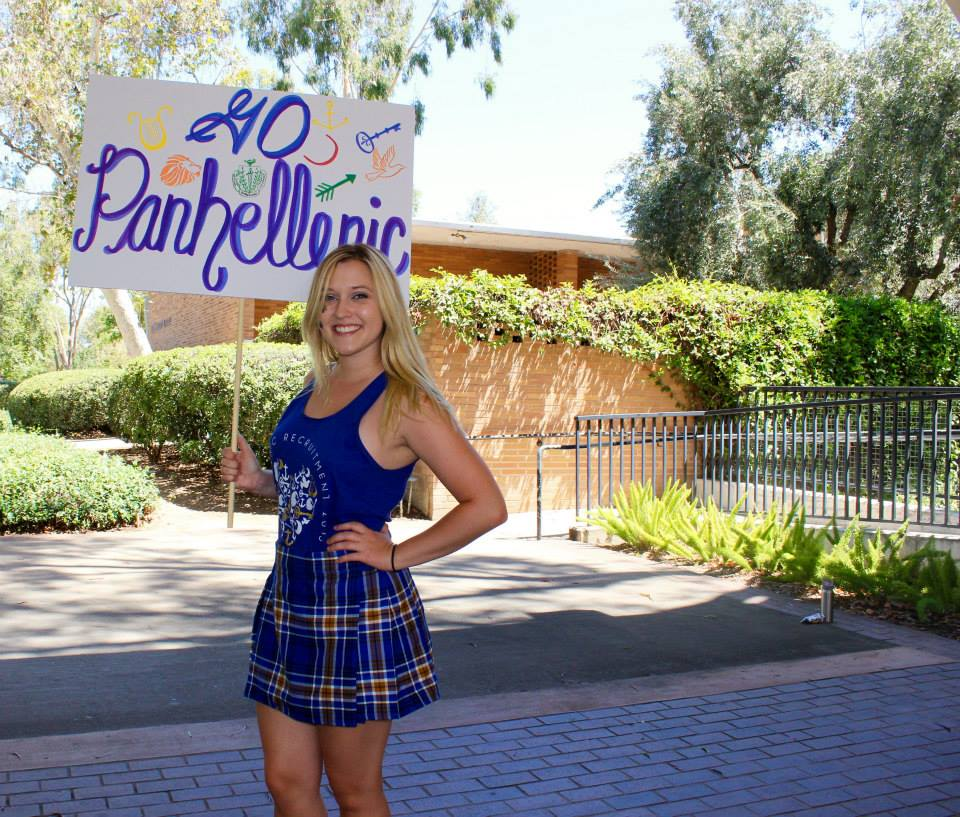So...what is Panhellenic? -