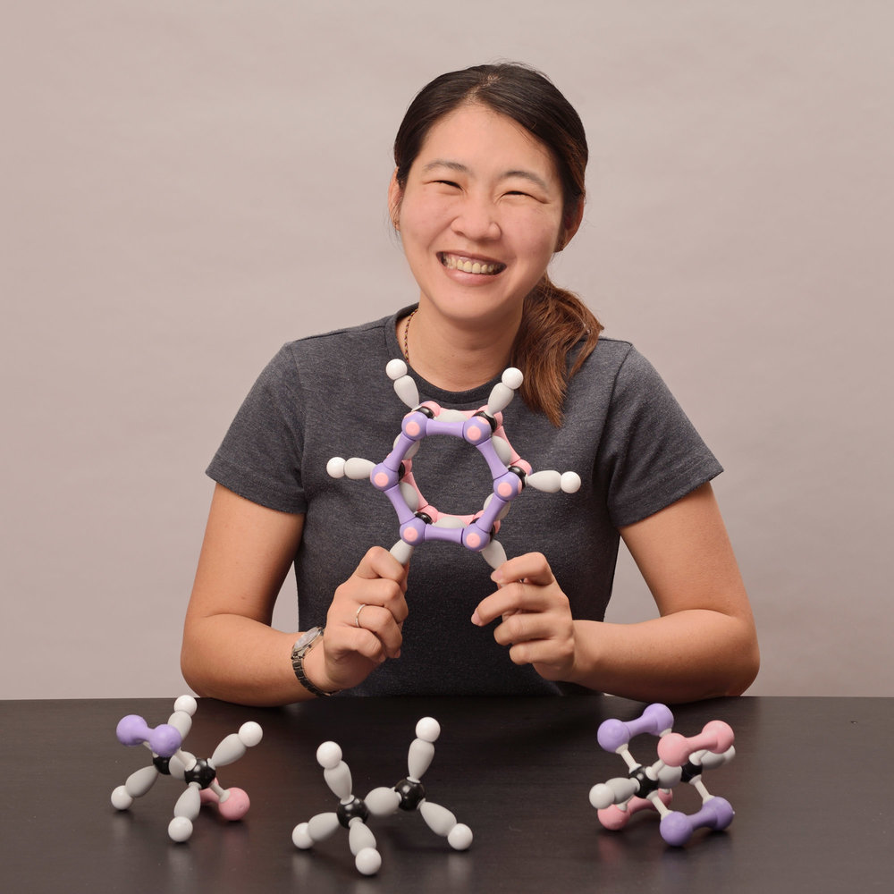 SUI YIEN VOON - CHEMISTRY