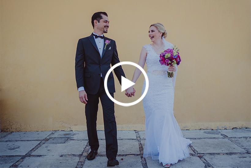 VIDEO   Captura tu gran día en un hermoso videoclip cinematográfico.   AGRÉGALO A TU PAQUETE POR SOLO $7,000