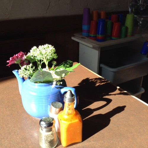 Still life, Gumboot Cafe
