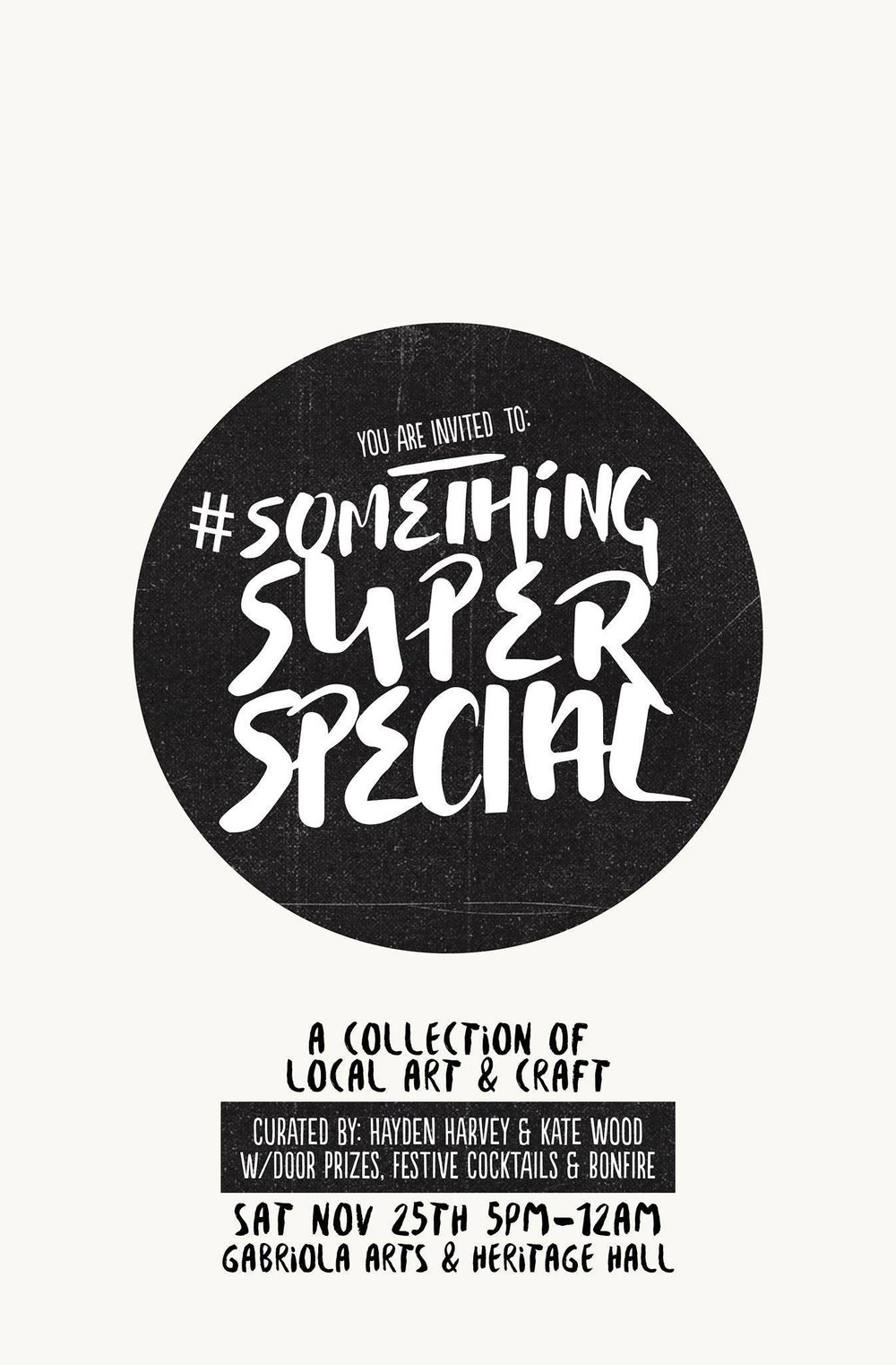 # Something Super Special
