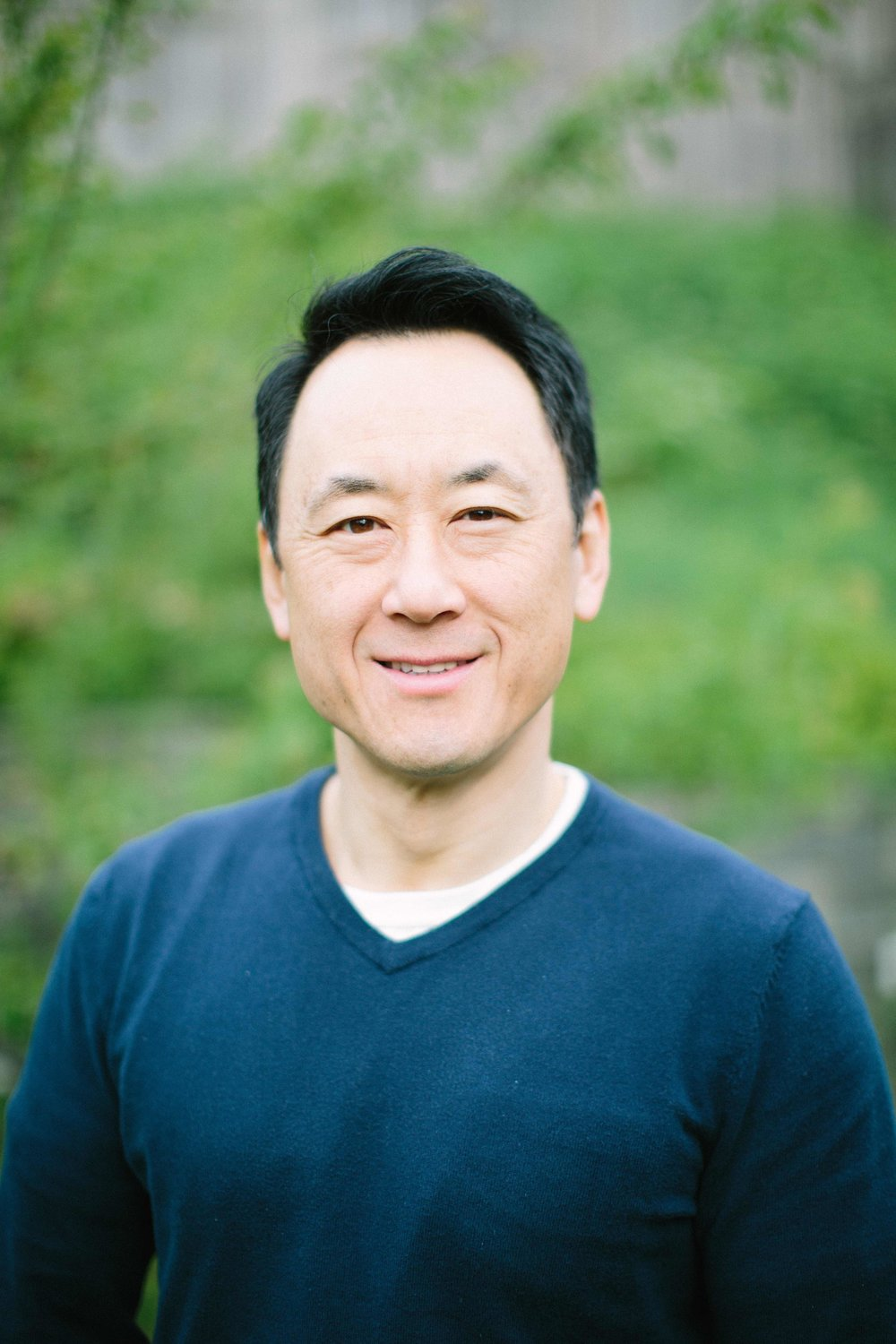 JIMMY YI - ASSOCIATE PASTOR