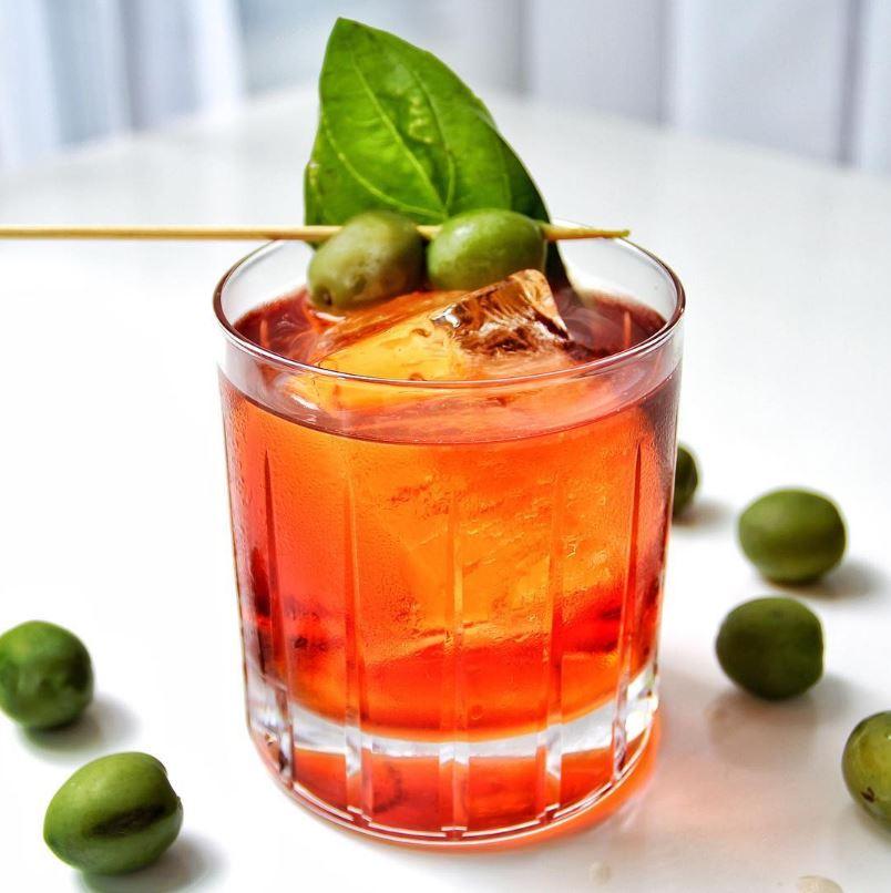 pictured above:cocktails at Juniper)
