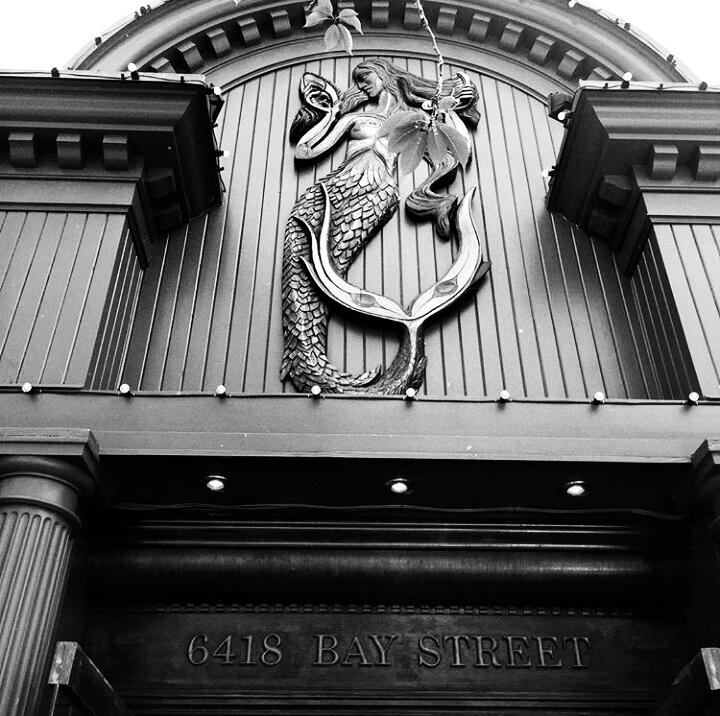 front entrance 6418 bay street