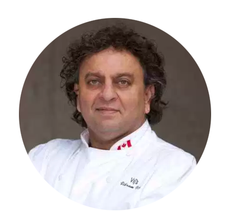 "Vikram Vij - Celebrity Chef, Restaurateur, and Former Dragon ""Tangoo has some great elements that will allow restaurant owners to better connect with their customers, to communicate and create a two-way relationship via today's technology. Tangoo offers the best restaurant-based marketing out there."""