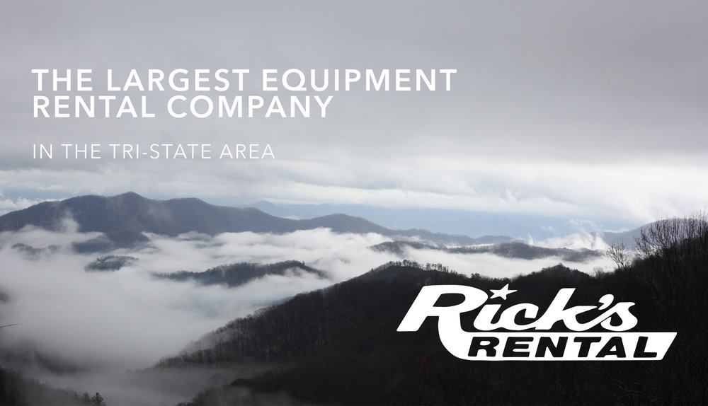 LARGEST RENTAL EQUIPMENT BUSINESS IN THE TRI-STATE AREA