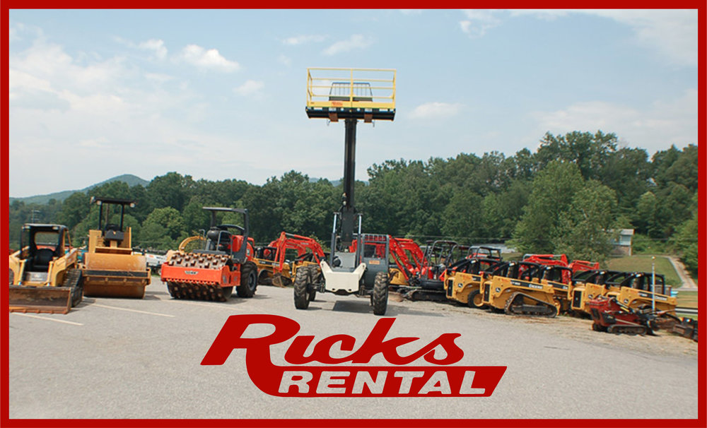 NORTHEAST GA EQUIPMENT RENTAL