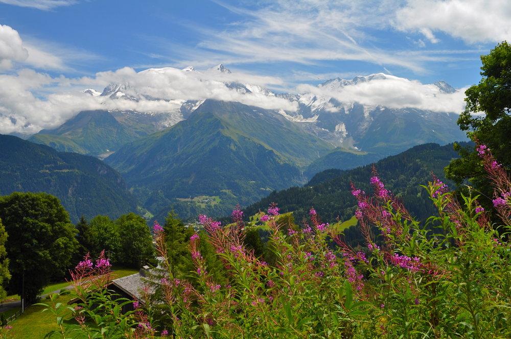 Dent du Midi, Switzerland