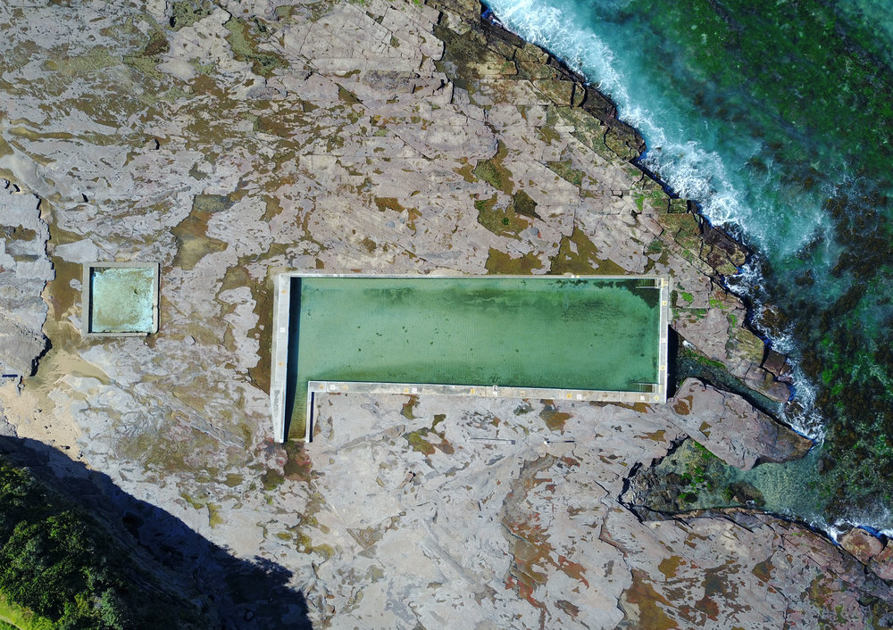 FIELD WORK - GENERATING A SNAPSHOT OF OCEAN POOLS IN NSW