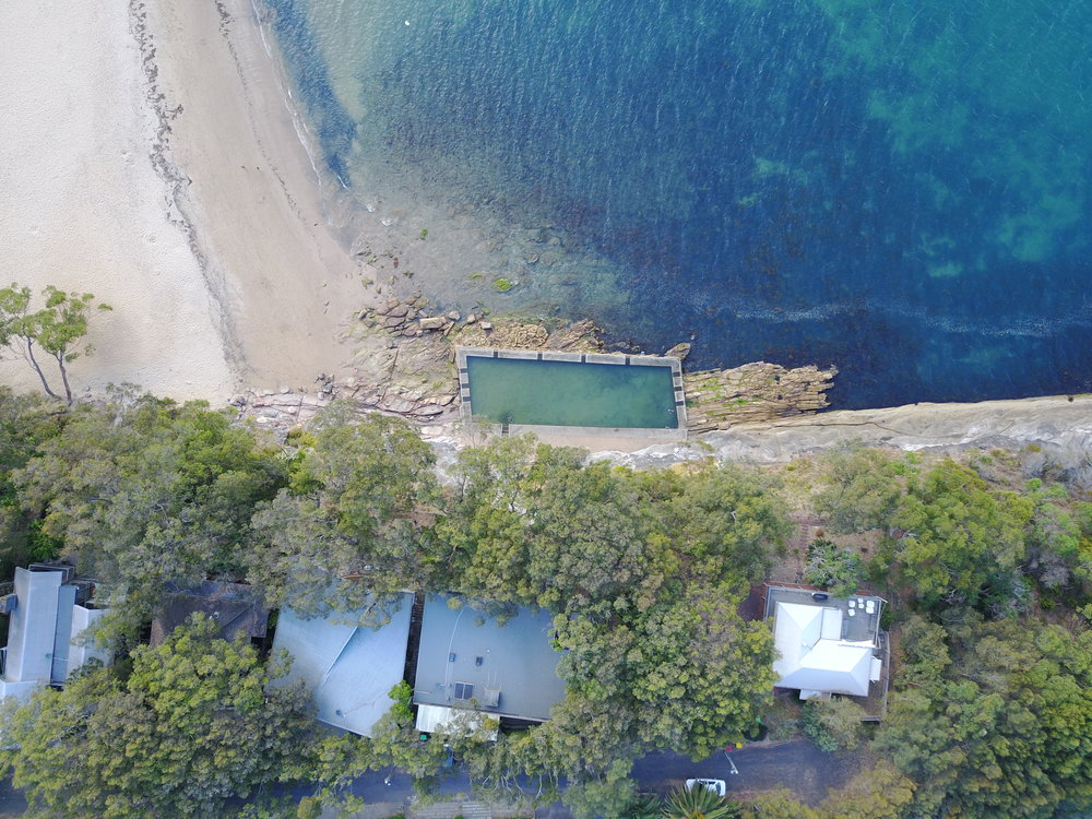 pearl beach - pearl beach ocean pool, nsw
