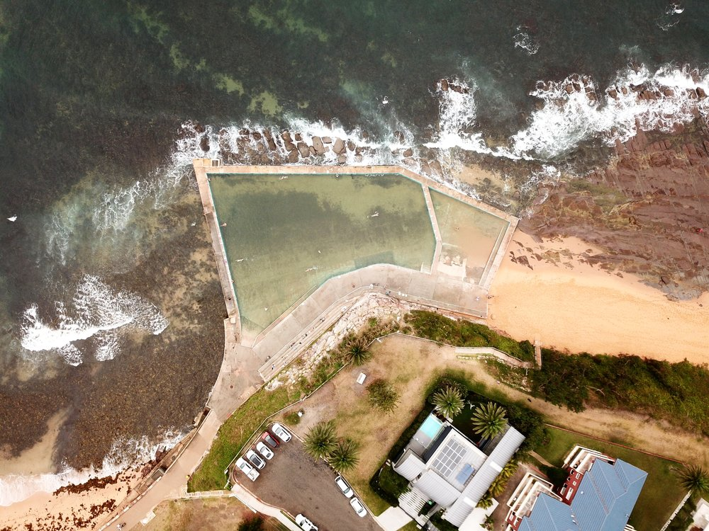 Collaroy - collaroy ocean pool, nsw
