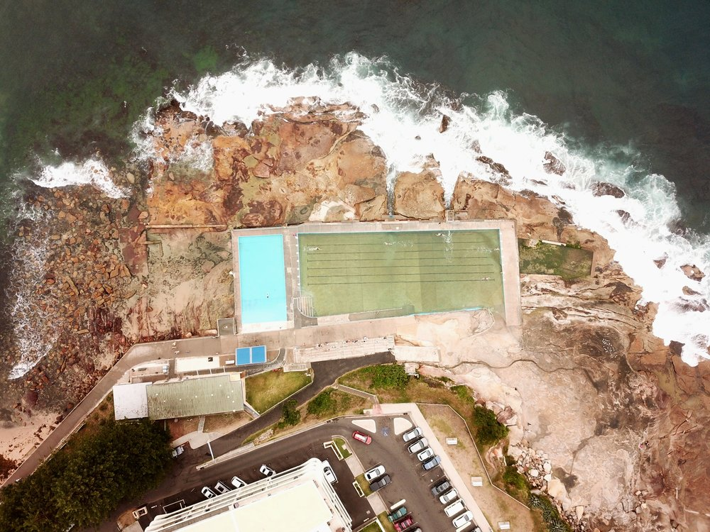 dee why - dee why ocean pool, nsw