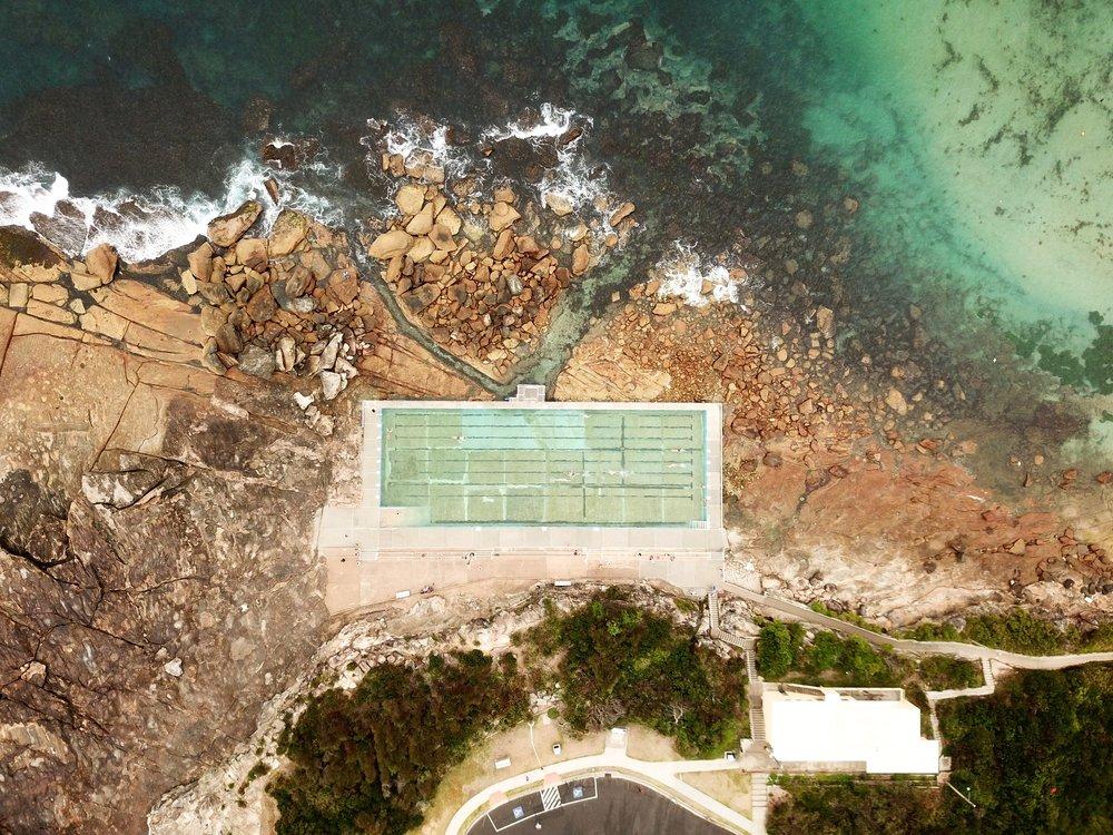 freshwater - freshwater ocean pool, nsw