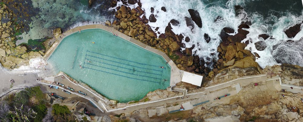 bronte - bronte baths, nsw