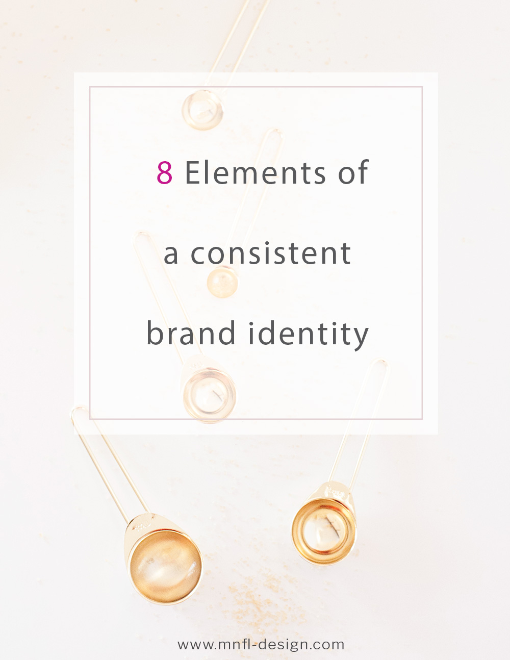 8 Elements of a brand