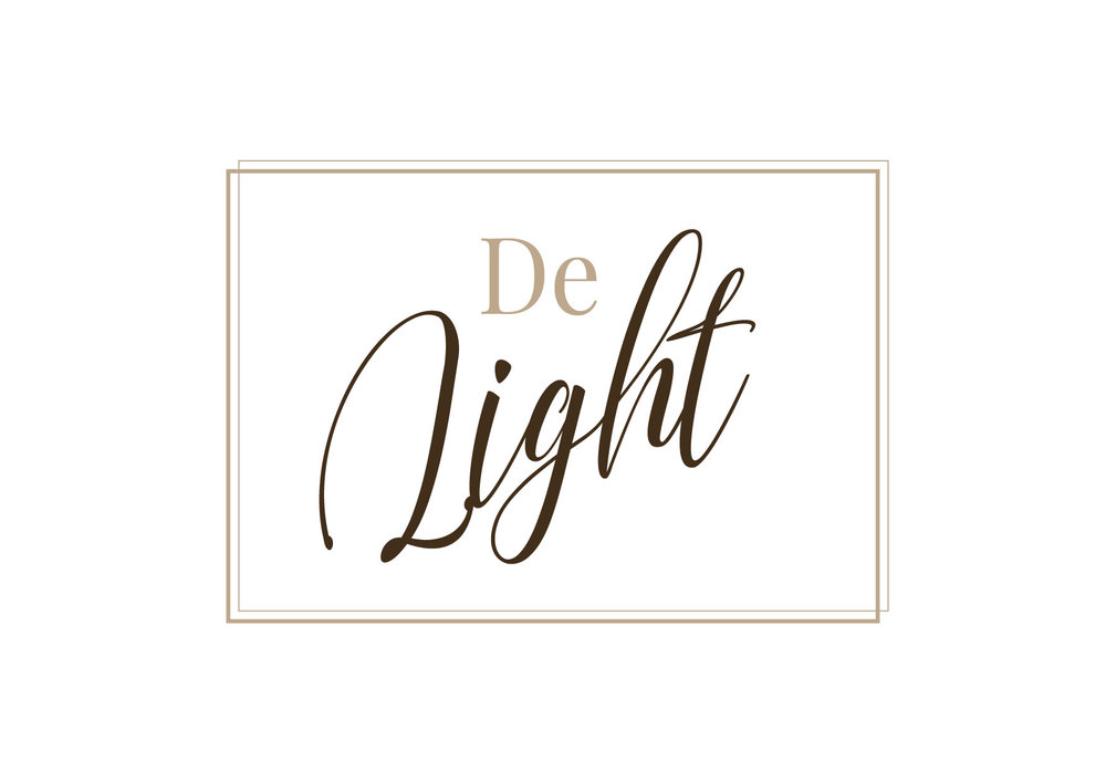 DeLight branding and website design process | MNFL Design