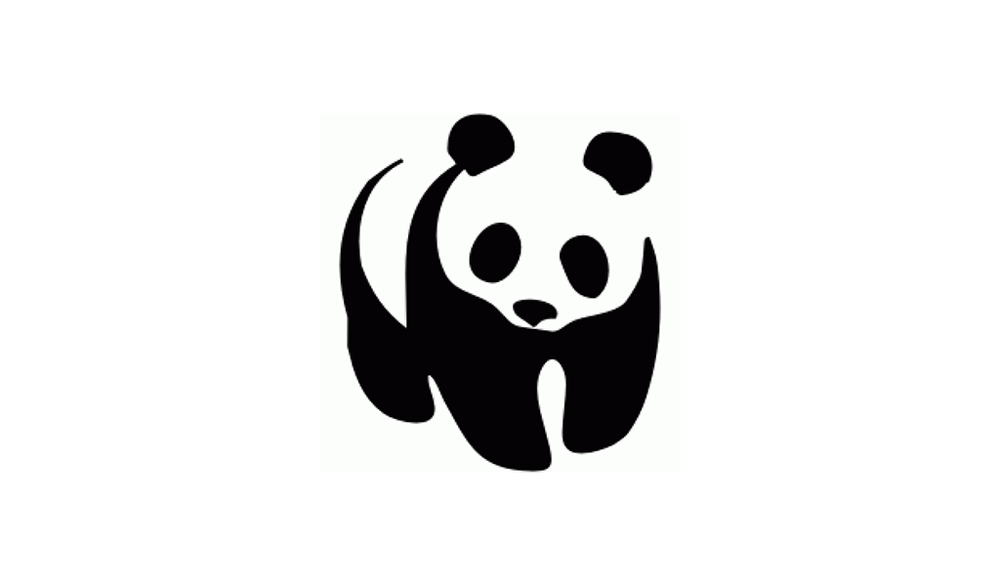 I have known this logo of WWF forever I think and it is so simple and impactful which makes is memorable and it always stands out.