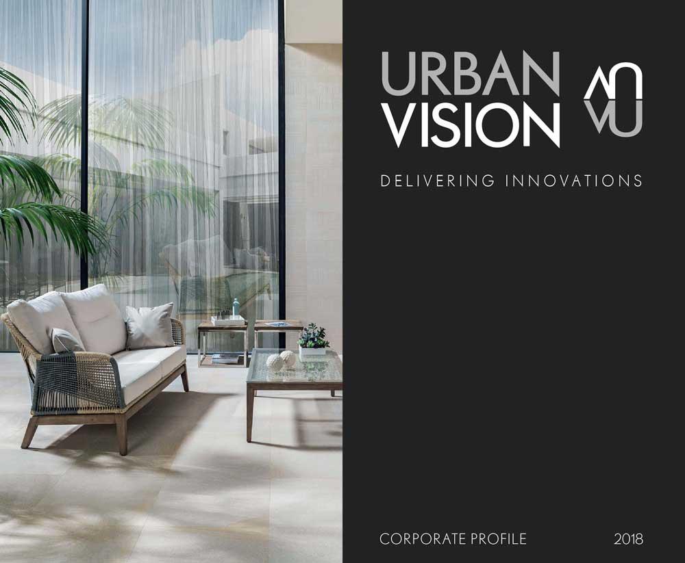Urban Vision UAE | Logo Design | MNFL Design