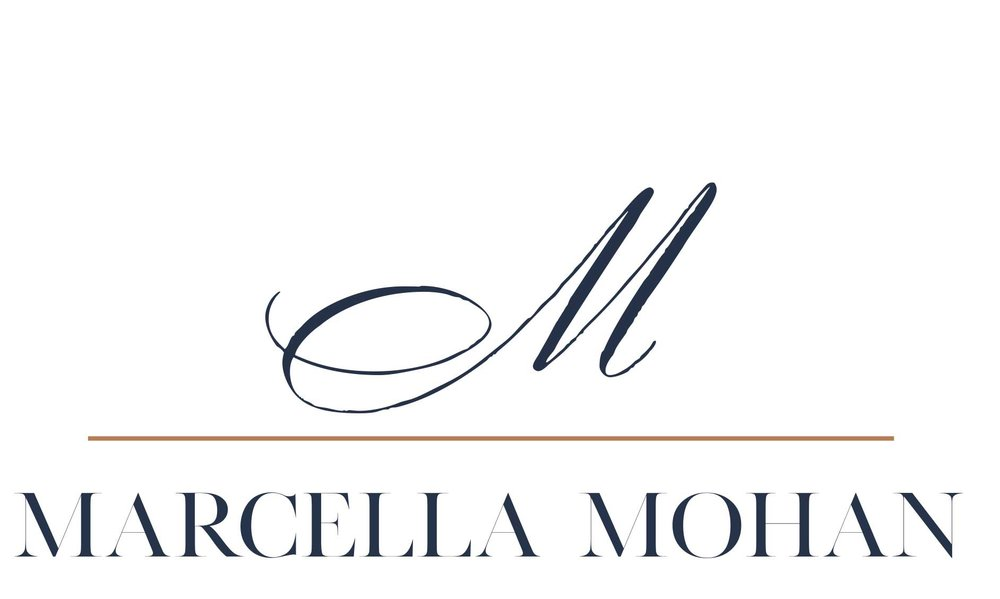 My brand and website design process for Marcella Moohan | MNFL Design