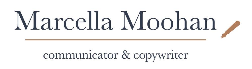 Marcella Moohan Branding Process | Main Logo | MNFL Design