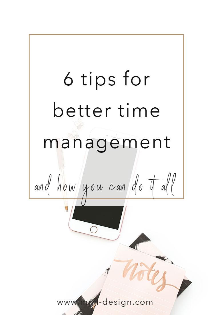 6-tips-for-better-time-management | MNFL Design