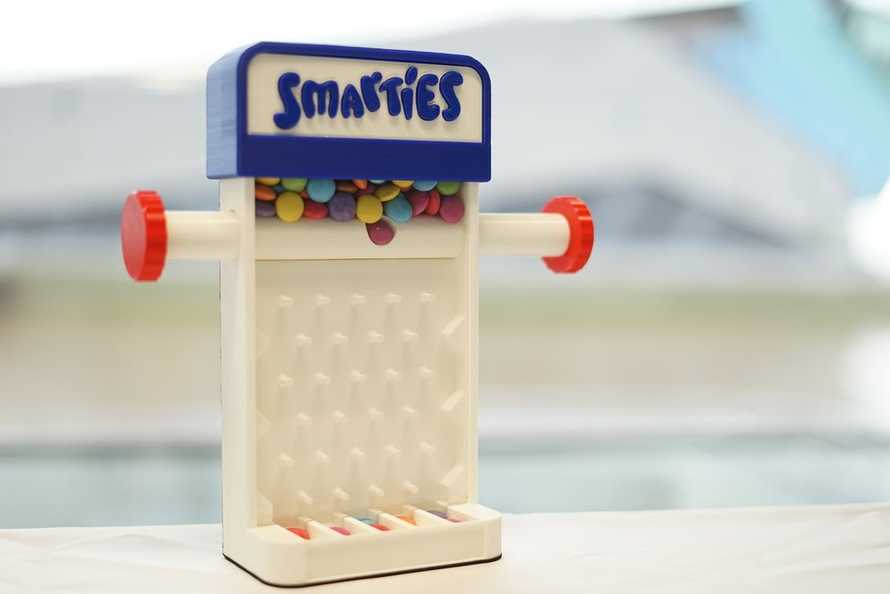 Nestle Smarties Game