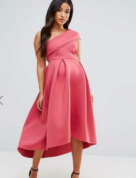 Asos Maternity - Midi Skater Dress 35€
