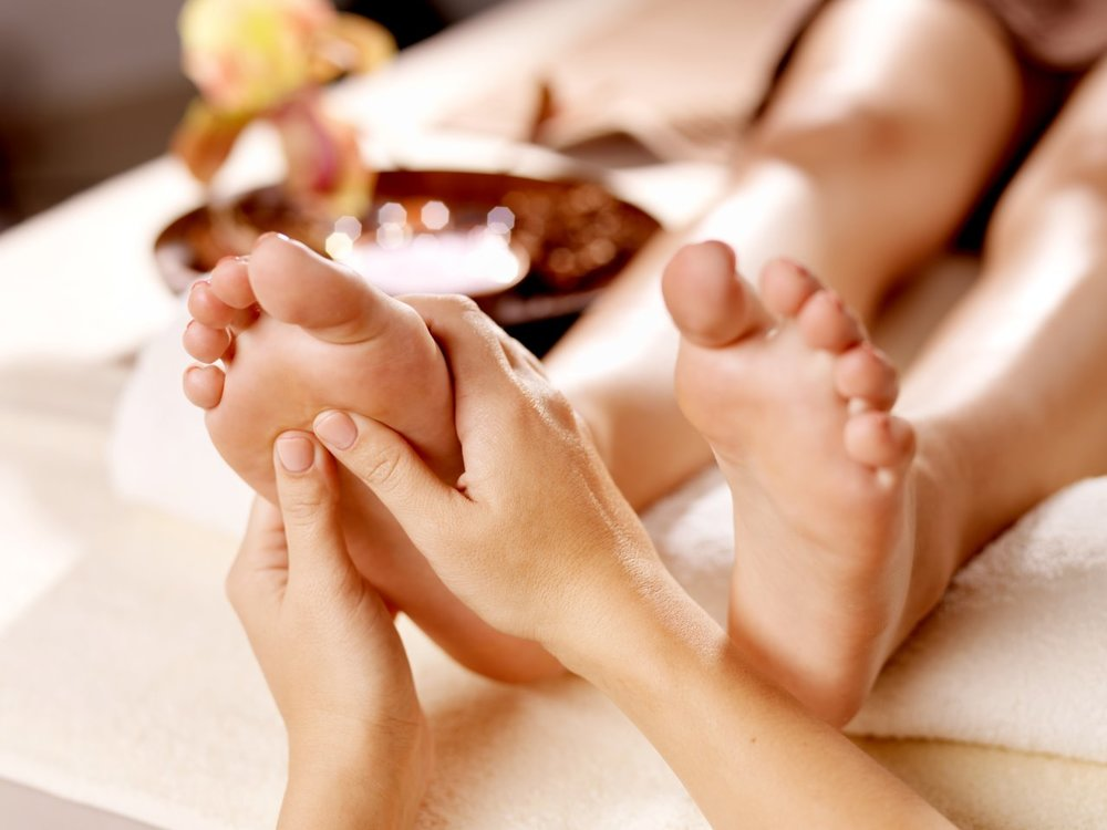 Holistic heaven special offer - Starting on the 18th of September it is world reflexology week, and to celebrate we are offering a heavenly holistic package. • Aromatherapy foot bath                            • Reflexology         • Indian head massage or Hopi ear candles.                      • Hot Stone back massage or aroma facialOnly £75.00 We predict that this package will be very popular and recommend booking early to avoid disappointment. Please call the salon to book an appointment. This offer cannot be booked online.Offer ends 31st October 2017.