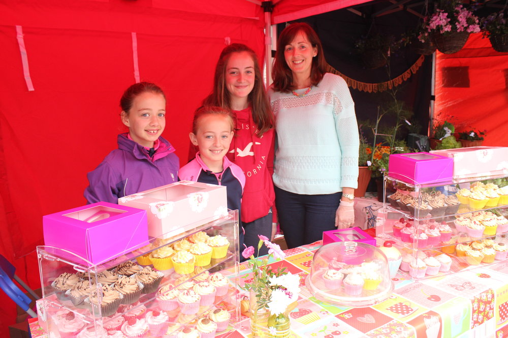 - Carmel Meade will be on hand to provide the delicious homemade cupcakes everyone absolutely loved last month
