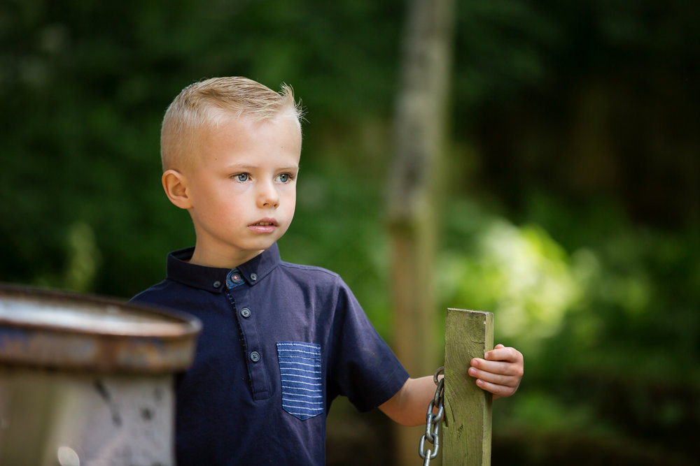 Children's Photographer, Whatton Gardens