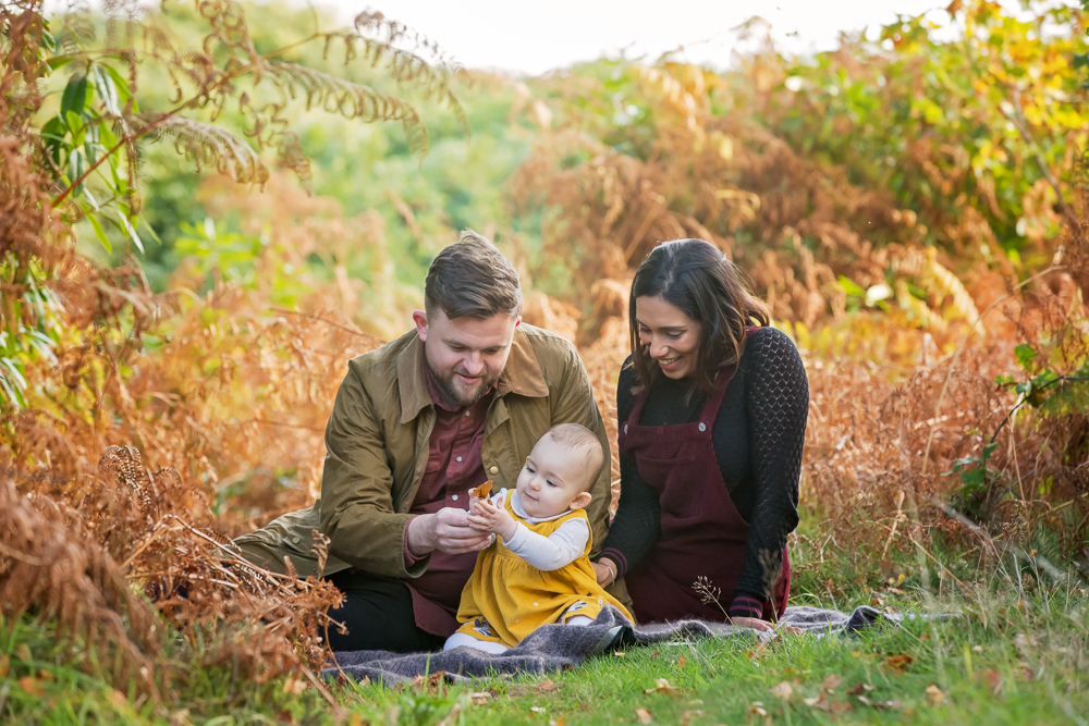outdoor family photographer leicester