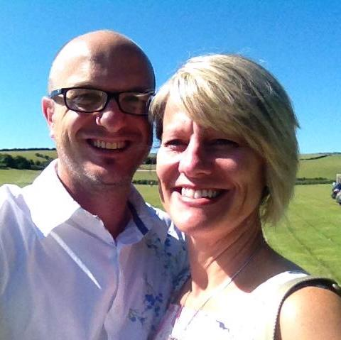 Steve & Caz - Steve leads the team with his wife Caz who moved to Crawley during the summer of 2013 with their family after serving the leadership team in East Grinstead church for eight years.For ten years before that,they were church planting around north Manchester.