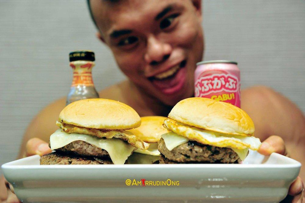 I do eat Junk food too!