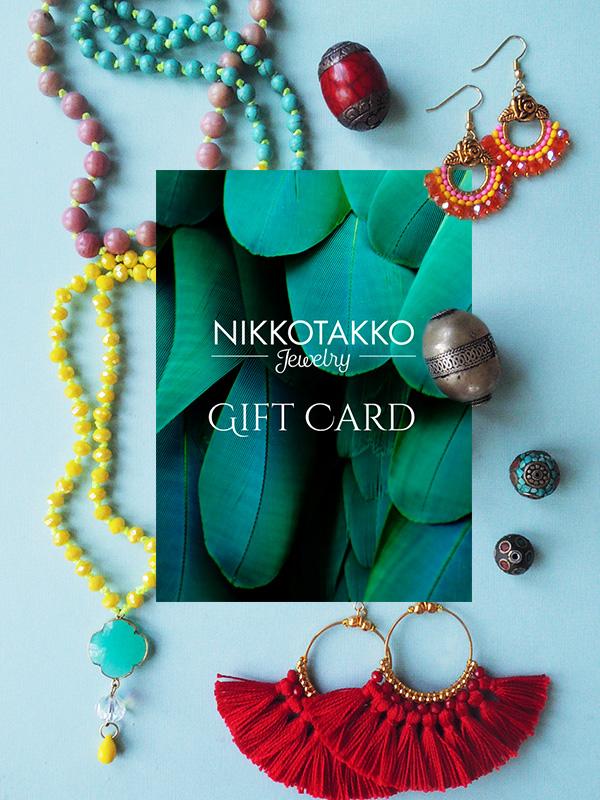 Nikkotakko Gift Card