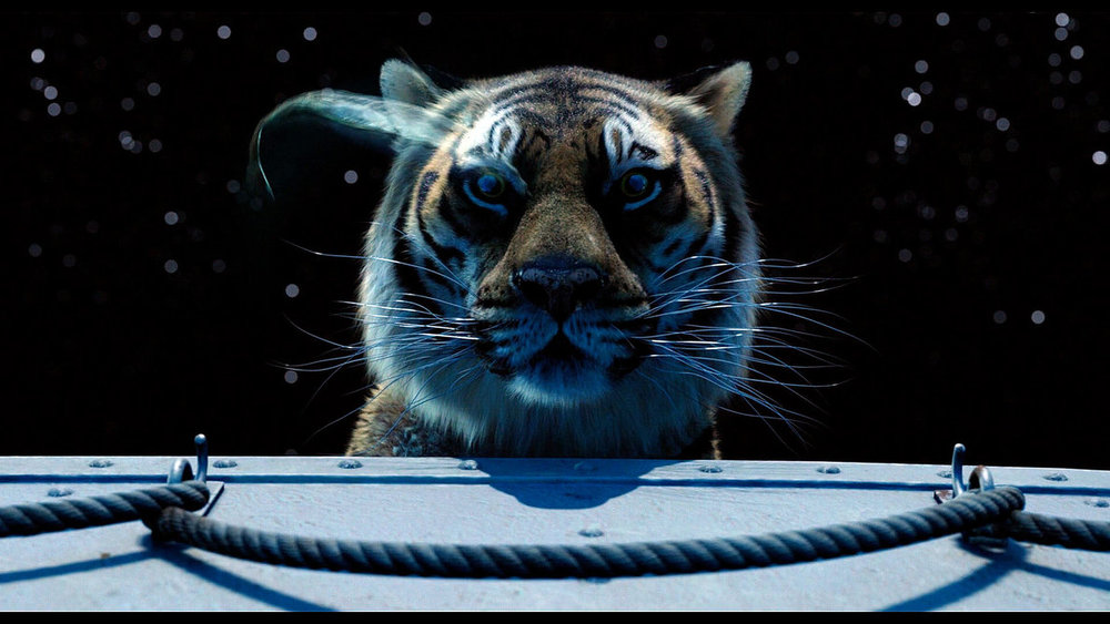 Life of Pi (2012) - Directed by Ang Lee