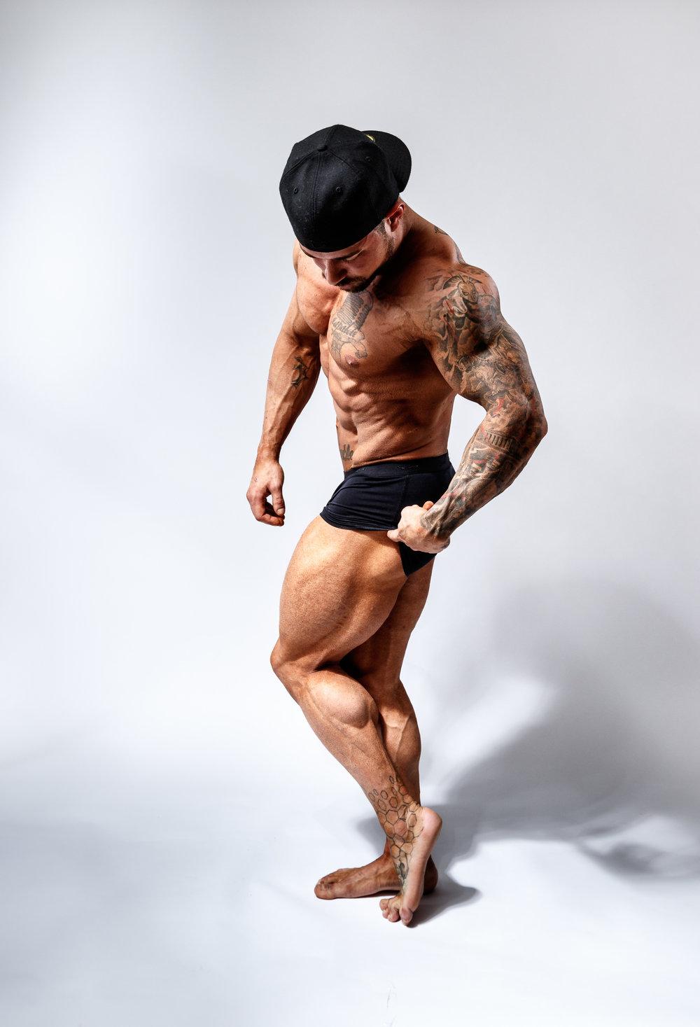 IFBB Bodybuilder