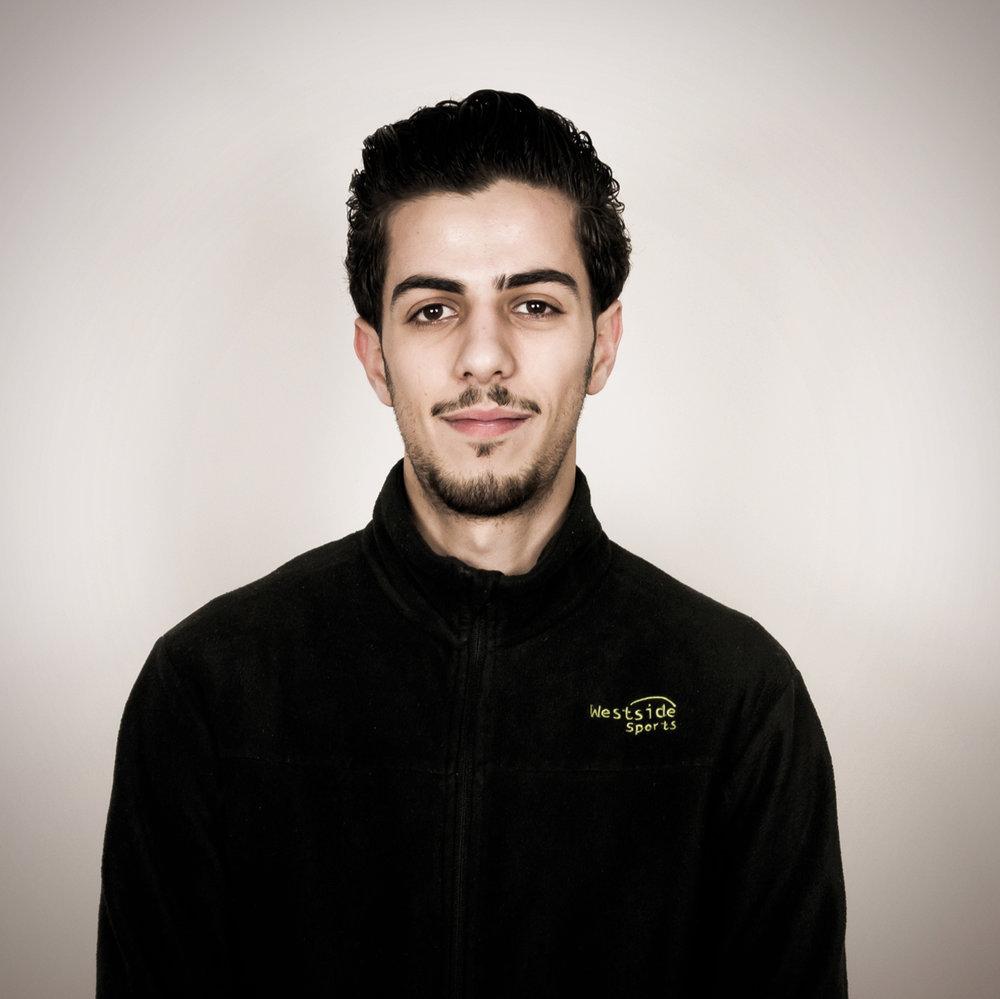 Rami, 23, aus Damaskus