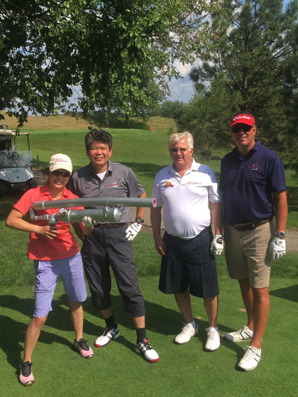Annual CMMA Arthur M. Follenweider Scholarship Golf Outing