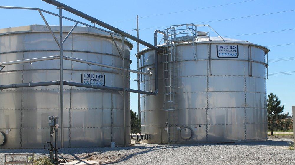Waste Water Treatment Center -
