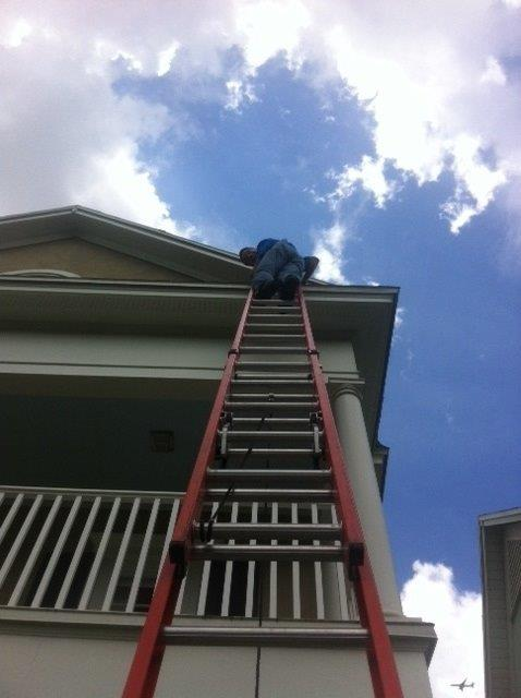 We go to great heights to satisfy our customers!