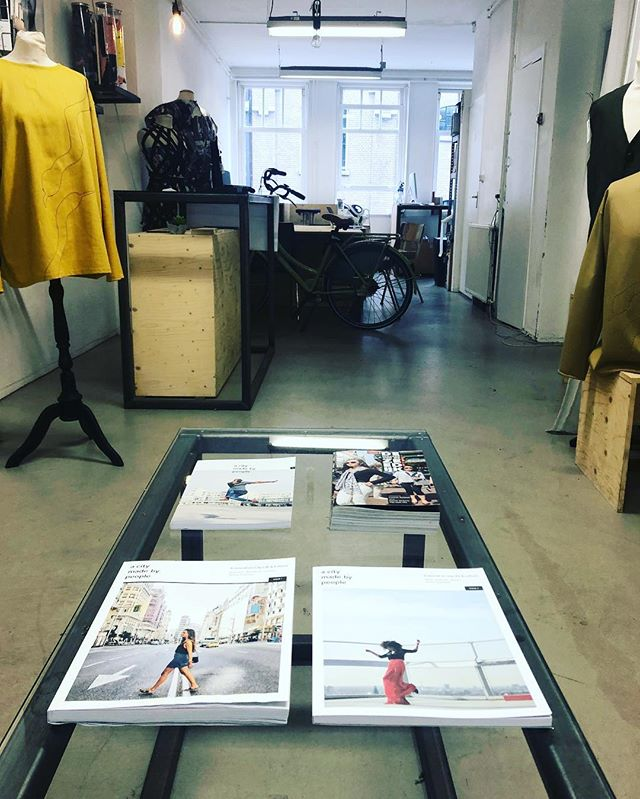 This stunning store has all three of our issues in their store 👊🏼@ramblerstudios. Get yours via the link in bio! #acitymadebypeople  #cityenthusiast  #amsterdam #livability #liveability #print #magazine #cities