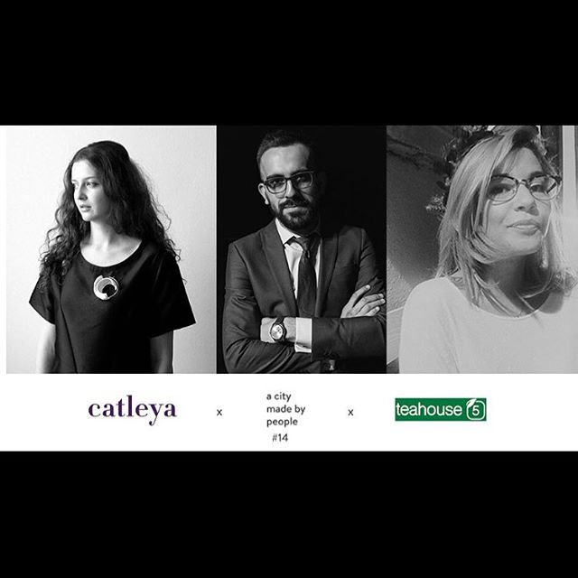We're back! Our September event is on 6th, starting 18.30 at Teehouse5/Podstel! 🎉  Sharing their compelling stories will be Angela Ciobanu (jewelry designer), Ciprian Iacob (music composer) and Alexandra Găișteanu (entrepreneur)🎈 Click the link in bio for our Facebook event 📲 #bucharest #cover #acitymadebypeople #event #speakers #soon