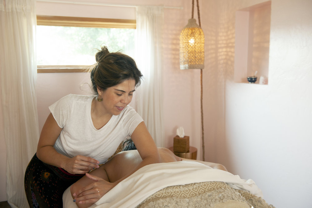 #massagebycarrie #fourmoonspa The Nurture Blog