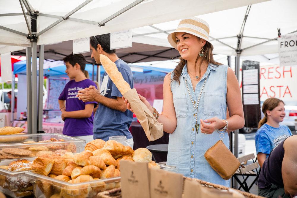 The Rancho Santa Fe Farmer's Market