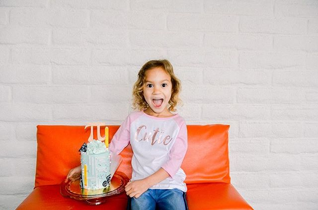 """I don't know why but I've always loved π !!! Fortunately I have friends who support my obsession.  How adorable is this """"Cutie π"""" Tee by @tenthavenuedesigns? Check out this stunning four tiered @littlelulus_cc """"π Cake"""" is breathtakingly unforgettable!!! Happy π Day!!! #π #πday2019 #tenthavenuedesigns #littlelulus #πcake #cutiepie #customcakes #customtees"""